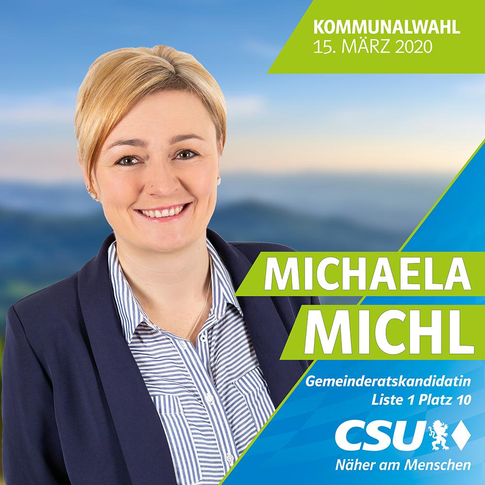 Michaela Michl