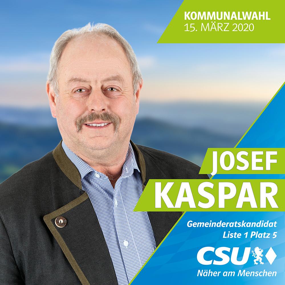 Josef Kaspar