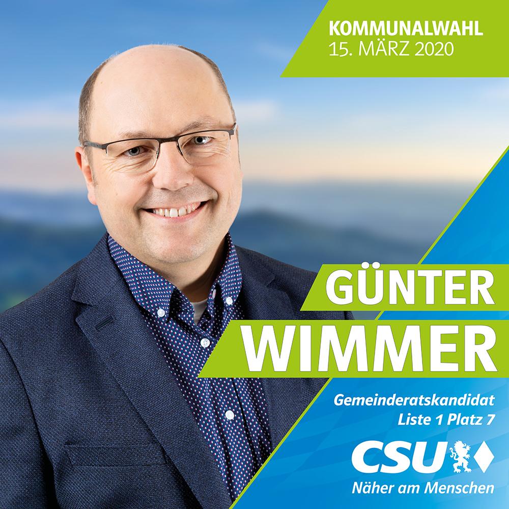Günter Wimmer