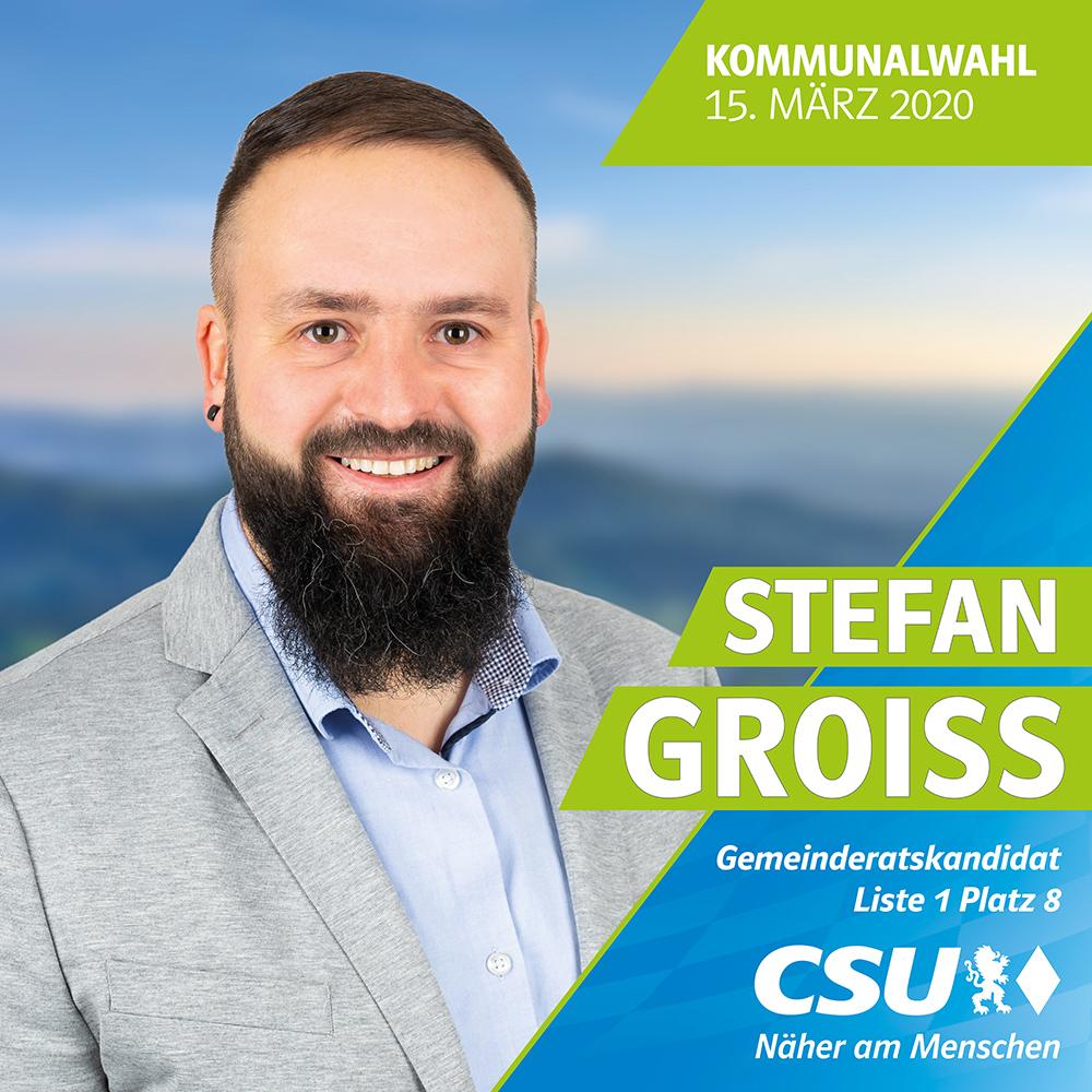 Stefan Groiß